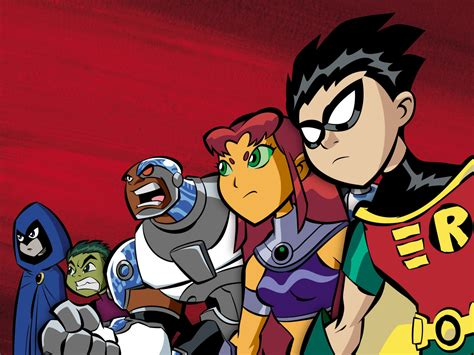 Teen Titans - Teen Titans Wallpaper (9733638) - Fanpop