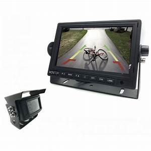 Camera De Surveillance Pour Voiture : kit de cam ra de surveillance wifi cran 7 voiture camion et ~ Medecine-chirurgie-esthetiques.com Avis de Voitures