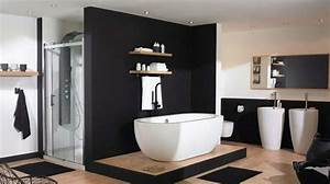 salle de bain moderne et design inspirations planetebain With salle de bain design avec dalle décor
