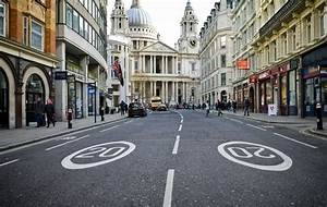 Major London Roads To Receive 20mph Speed Limit