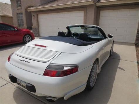 porsche custom paint sell used porsche 911 carrera 996 in excellent condition