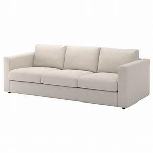 Sofa Füße Ikea : vimle 3 seat sofa gunnared beige ikea ~ Bigdaddyawards.com Haus und Dekorationen