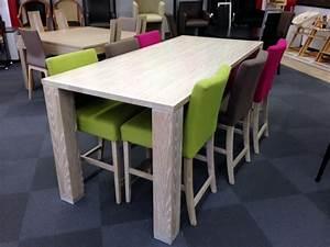 Rupture des couleurs pour un interieur design 4 pieds for Meuble de salle a manger avec chaises de couleur pour salle a manger