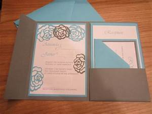 tutorial for making your own envelopes diy invitations With make your own wedding invitations cricut