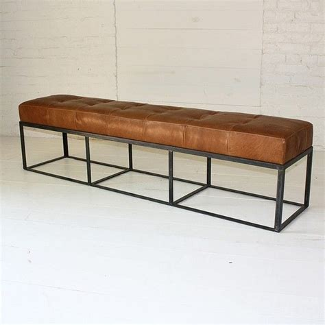 72 Inch Upholstered Bench by See This And Similar Cisco Brothers Benches Leather
