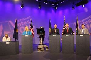 At Vermont Pbs Debate  Leahy Pans Milne Term Limit