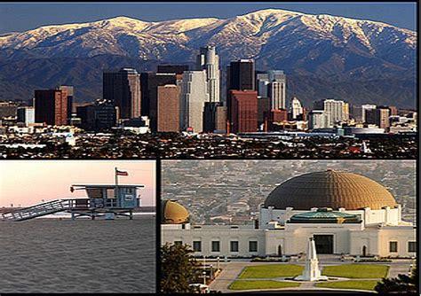 Ls Plus La Los Angeles by Los Angeles Tourisme Arts Et Voyages