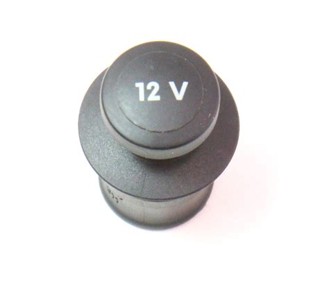 12v plug cover front ash tray 12v plug cover insert 06 10 vw passat b6