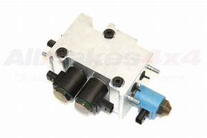Valve Block Ace For Land Rover Discovery 2 Td5 Rvh000032