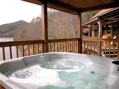carolina cabins with tubs western carolina vacation house rentals cabin for
