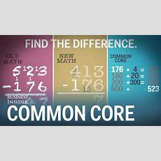 How Common Core Subtraction Works Youtube