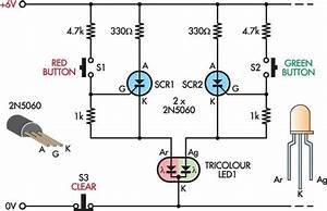 Led Noughts And Crosses Circuit Diagram