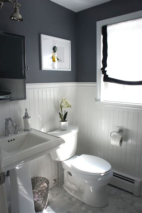 bathroom with wainscoting ideas decorating ideas 10 bathrooms with beadboard wainscoting