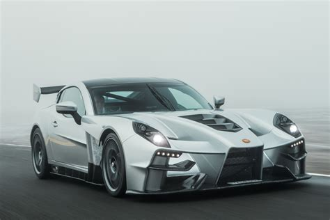 New Supercar by New Ginetta Supercar Revealed Ahead Of Geneva Debut Auto