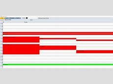 Enhanced Microsoft Access Calendar Scheduling Database