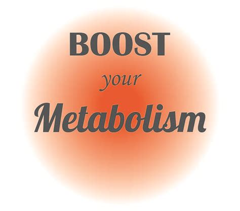 how to boost your metabolism boost your metabolism with phen375