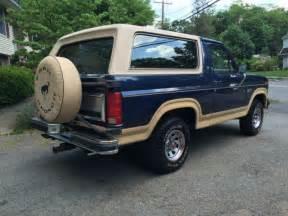 1986 Bronco Only 63k Actual Miles Time Capsule Survivor