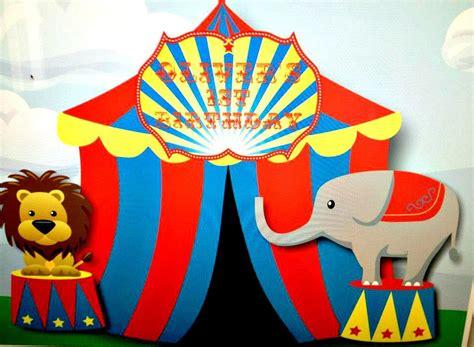 circus party decorations ideas circus circus party