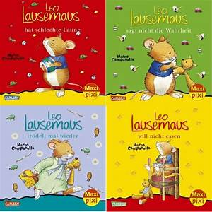 Pixi Bücher Weihnachten : maxi pixi b cher leo lausemaus 2 ~ Buech-reservation.com Haus und Dekorationen