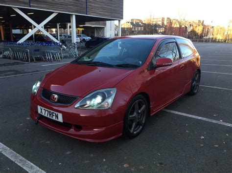 Modified Honda Civic Sport by 2005 Honda Civic Sport Ep2 Not Type R In Trafford