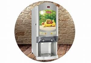 Appareil Pour Jus De Fruit : machine jus de fruit pour professionnels ~ Nature-et-papiers.com Idées de Décoration