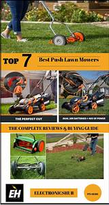 The 7 Best Push Lawn Mowers 2020 Reviews  U0026 Buying Guide In