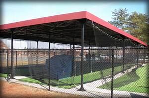 Baseball Batting Cage Covers & Batting Cage Shade Protection