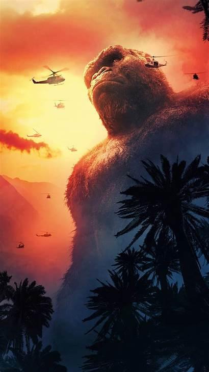 Kong Skull 4k Island Wallpapers 1080 1280