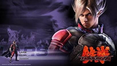 Tekken Wallpapers Lars Jin Alexandersson Kazama Paul