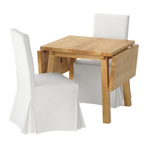 m 214 ckelby henriksdal table et 2 chaises ikea