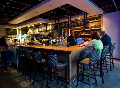cuisine style bar vintage style seafood restaurant interior interiorzine