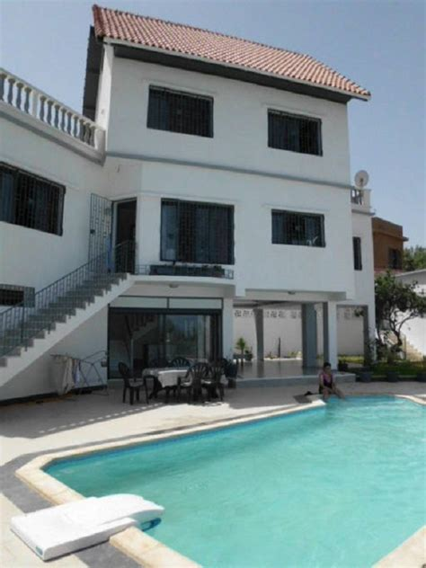 Villa Moderne En Algérie