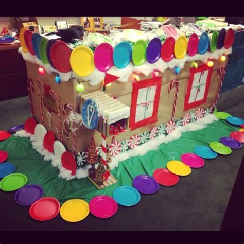 giner bread cubicle christmas decorations gingerbread cubicle cubicle gingerbread and decoration