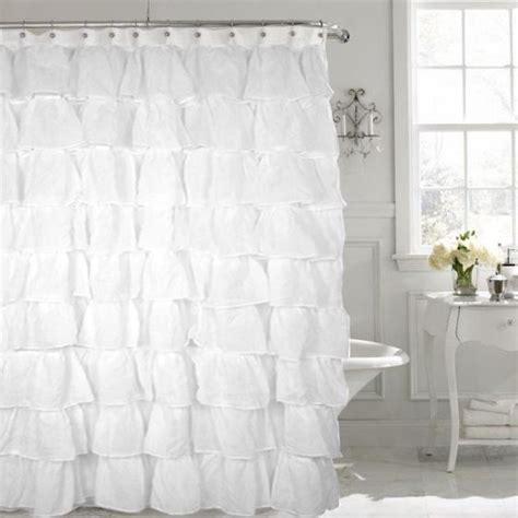 Shabby Chic Bathroom Curtain Ideas by Best 25 Farmhouse Shower Curtain Ideas On