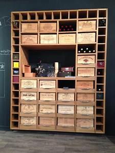 35 idees de recyclage des cageots en bois ils trouveront With attractive idee deco bureau maison 16 fabriquer une table basse avec des caisses de vin des idees