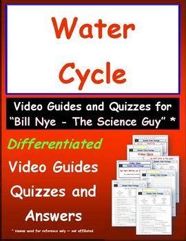 video guide quiz  bill nye water cycle printing