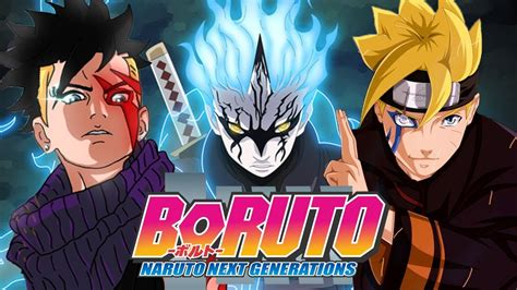 Boruto Naruto Next Generations Mugen Pc
