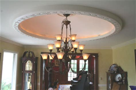 architectural ceiling domes cove lighting design