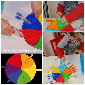 Beschäftigung Für Kleinkinder : spiele f r kinder farbenspiel krippe kita u3 motorik klammern farbkreis kinderspiele ~ Whattoseeinmadrid.com Haus und Dekorationen