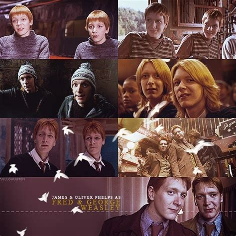 Fred And George Weasley Quotes Quotesgram