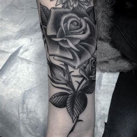 155 Rose Tattoos: Everything You Should Know (with