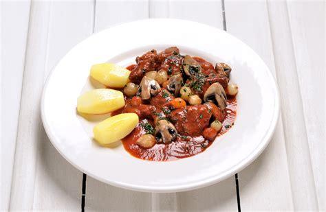 grand classique cuisine veau marengo un grand classique des plats mijotés français