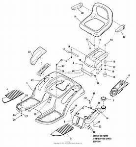 Snapper Lt200 Belt Diagram