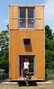Wohnen Auf Kleinem Raum Ideen : homebox1 wohnturm bauen ~ Bigdaddyawards.com Haus und Dekorationen