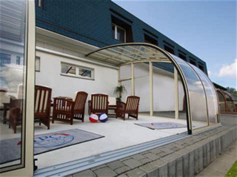 copertura terrazzi trasparenti tetto trasparente soluzioni per copertura