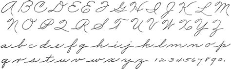 Beautiful Cursive Handwriting  Hand Writing