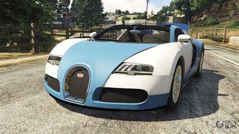 Gta 5 mods bugatti veyron super sport mod is here! Bugatti Veyron Grand Sport v2.0 for GTA 5