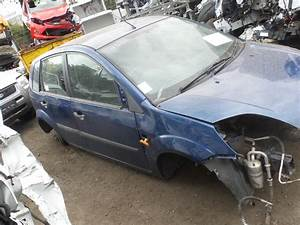 2006 Ford Fiesta Parts