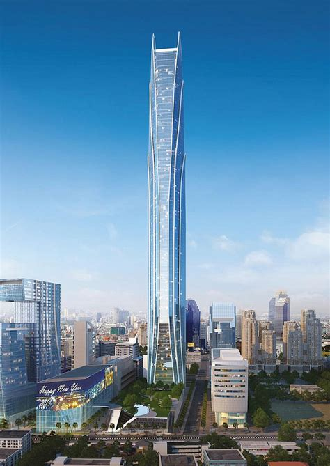 Famous Skyscrapers Around The World