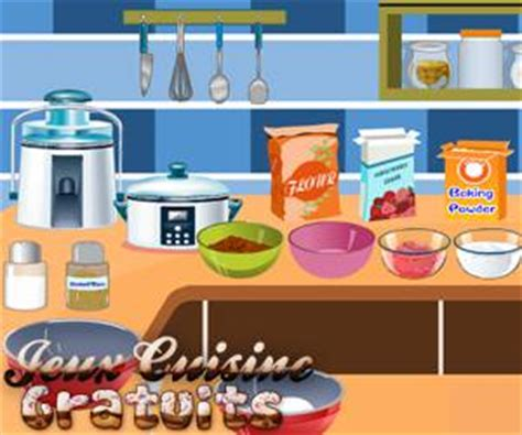 jeux de cuisine de jeux de la cuisine